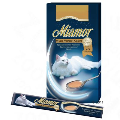 Miamor Cat Confect Multi-Vitamin Cream - 24 x 15 g