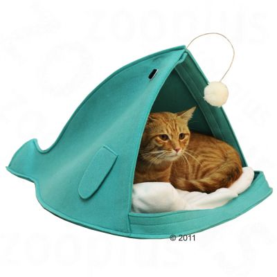 Cat Den Fish - 60 x 47 x 35 (L x W x H)