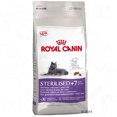 Croquettes pour chat Royal Canin Sterilised +7- 1,5 kg