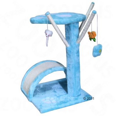 Playground Cat Tree - light blue