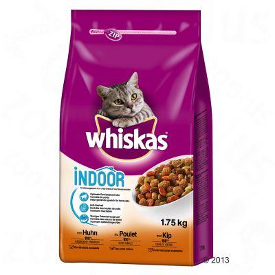 Whiskas Indoor with Chicken - 1.75kg