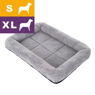 Kuschelkissen für Hundeboxen - L 64 x B 55 x H 10 cm (Größe S)