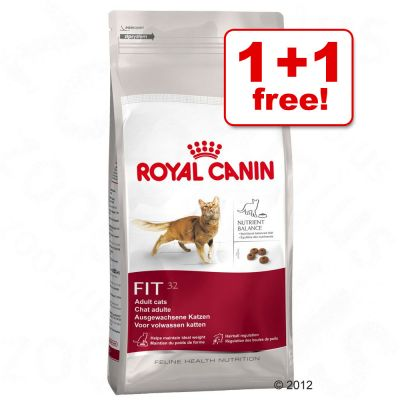Royal Canin Feline 400g + 400g Free! - Fit Adult Cat