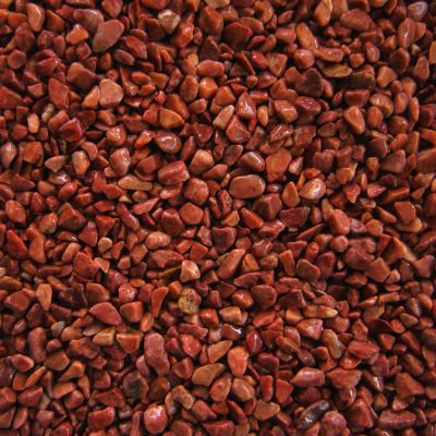 Naturally Coloured Gravel - Red - Economy Pack: 3 x 5 kg