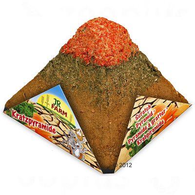 JR Farm Pyramide a griffer pour rongeur - 2 friandises