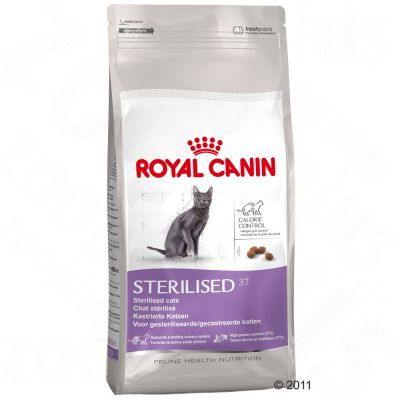 Royal Canin Sterilised 37 - Economy Pack 2 x 10 kg