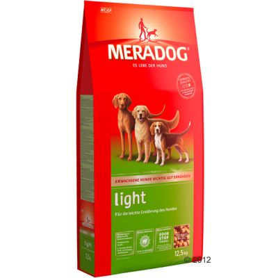 Mera Dog Light - Economy Pack: 2 x 12.5 kg