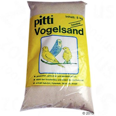 Pitti Fine Bird Grit - 5 kg bag