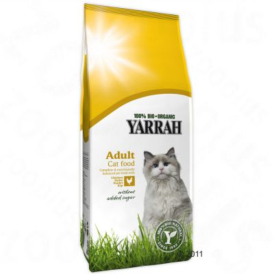 Yarrah Bio with Chicken - Economy Pack: 2 x 10 kg