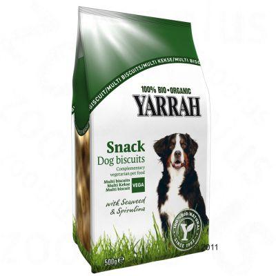 Biscuits pour chien Yarrah Multi Dog- 500 g