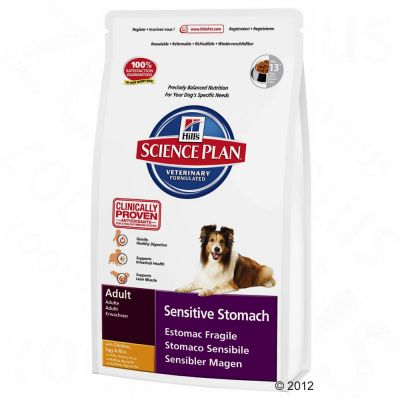 Hill s Canine Sensitive Stomach Hundefutter 12 kg