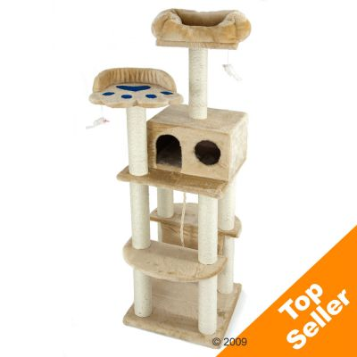 Cat Tree La Digue - beige