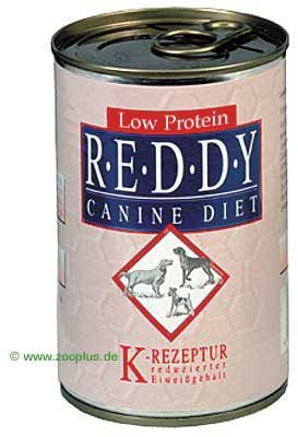 Reddy Low Protein (K) - Saver Pack: 24 x 400g