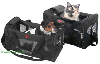 Trixie Sporty Pet Carrier - 54 x 30 x 30 cm (L x W x H)