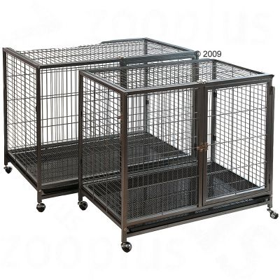 Indoor Cage Tabby I - 95 x 57 x 87 cm (L x W x H)