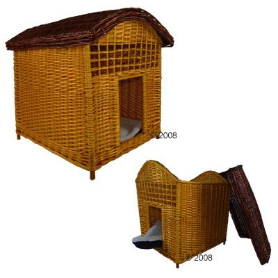 Cabana Cat House - 62 x 51 x 60 cm (L x W x H)