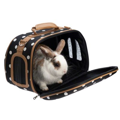 Four Leaf Clover Pet Carrier - 40 x 20 x 25 cm (L x W x H)