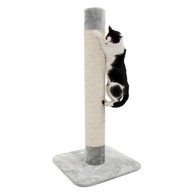 XXL Jumbo Scratching Post - dark grey