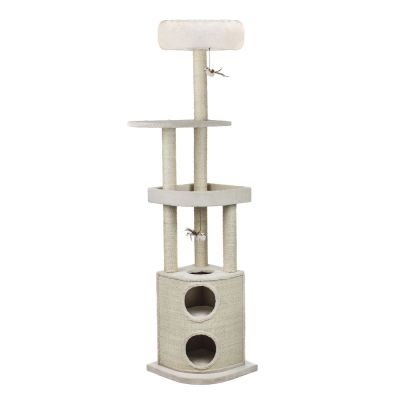 Catherine Cat Tree - cream
