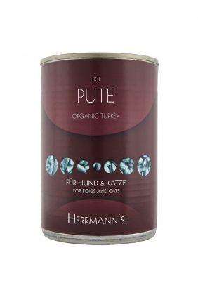 Herrmanns Organic Meat 6 x 800 g - Chicken