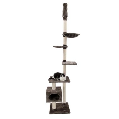 Paris Cat Tree - dark grey