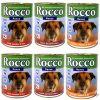Pack de prueba mixto: Rocco Menú 800 g - - Pack de prueba mixto: Rocco Menú 6 x 800 g