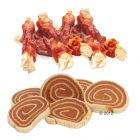 Cookie's Delikatess Fish Variations - Pollock-Chicken Fillet Snails 200 g
