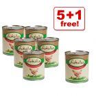 Lukullus Summer Menu: 5 + 1 Free! - 6 x 800 g Fine Veal Heart