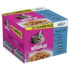 Whiskas Pouches Jelly 24 x 100 g - Kitten