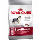 Royal Canin Medium Adult Sterilised - Economy Pack 2 x 12 kg