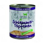 Grau Gourmet Grain-Free 6 x 800 g - Poultry & Ocean Fish