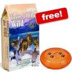 13.6 kg Taste of the Wild + Trixie Dog Activity Disc Free! - Pacific Stream Canine (13.6 kg)