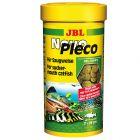 JBL NovoPleco Algae Chips - for Herbivorous Fish - 1.0 l