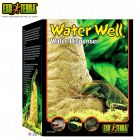 Hagen Exo Terra Water Well for Reptiles - dimensions:  L 12 x W 9.5 x H 17.5 cm