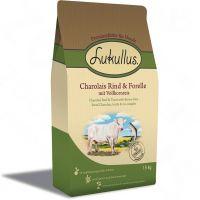 Lukullus Hondenvoer Charolais-Rund & Forel - - 1,5 kg