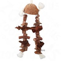 Vogelspeelgoed Mangro - - 10 x 25 cm