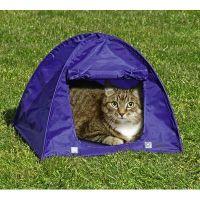 Kitty Camp kattentent - - L 43,5 x B 43,5 x H 40 cm
