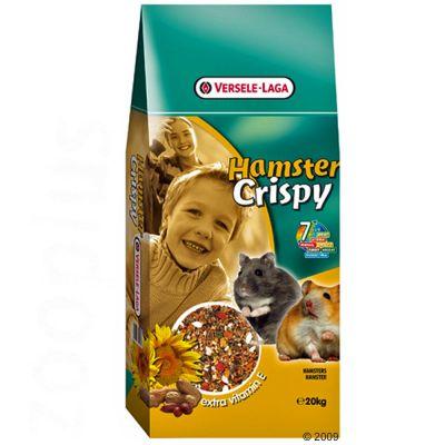 Versele Laga Hamster Crispy - Economy Pack: 3 x 2.75 kg
