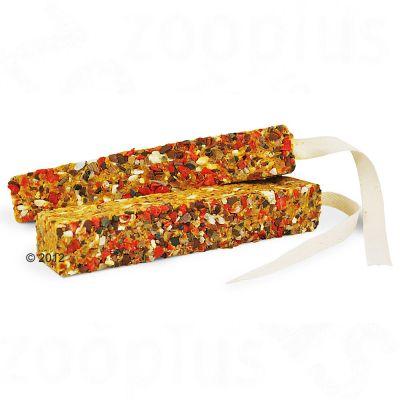 Bâtonnets JR Birdy´s pour perruche- 2 friandises, amaranthe et myrtilles