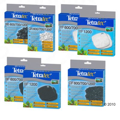 Tetratec EX External Filter Media - BF 600/700