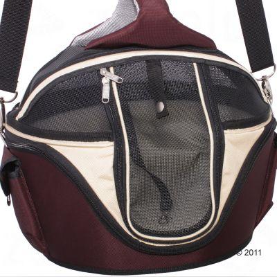 Hard Case Carrier Bag Sandy - 38 x 36 x 30 cm (L x W x H)
