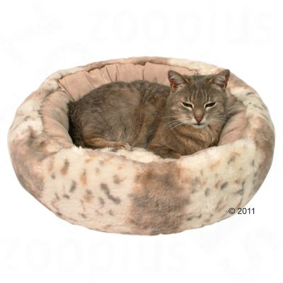 Trixie Plush Cat Bed Leika - Diameter 50 cm