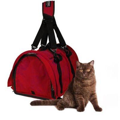 SturdiBag Red - Size L 46 x 30.5 x 30.5 cm