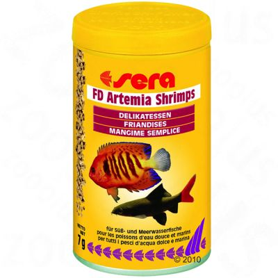 Sera FD Artemia Shrimps - 100 ml