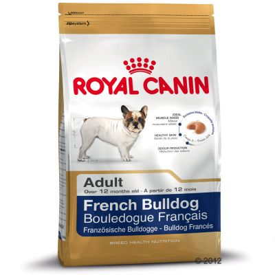 Royal Canin French Bulldog Adult - Economy Pack: 2 x 10kg