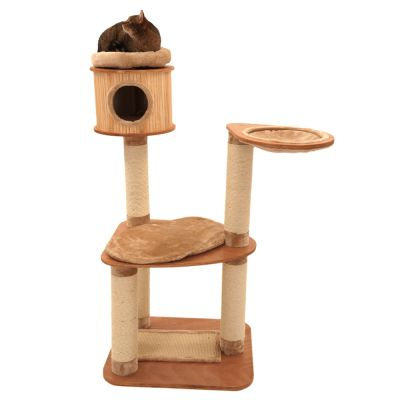 King of the Forest Cat Tree - brown