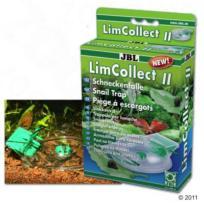 JBL Snail Trap (LimCollect II) - 1 item, dimensions: 11.7 x 9 x 2.5 cm (L x W x H)