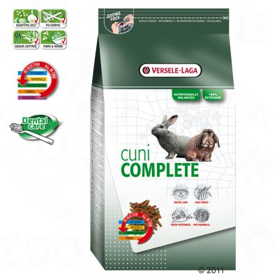 Rabbit Food Cuni Complete - 2.5 kg
