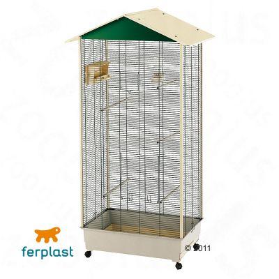 Ferplast Bird Aviary Nota -  82 x 58 x 166 cm (L x W x H)