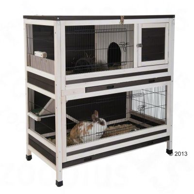 Lounge Small Pet Cage - 107.5 x 58 x 112 cm (L x W x H) (2 Parcels)